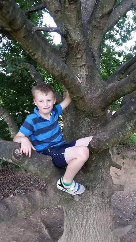 william-age-7