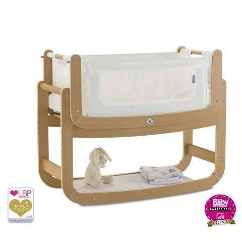 The Snuzpod bedside crib