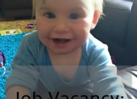 What would your baby's CV look like? Click to see if your baby has the same skills as mine!