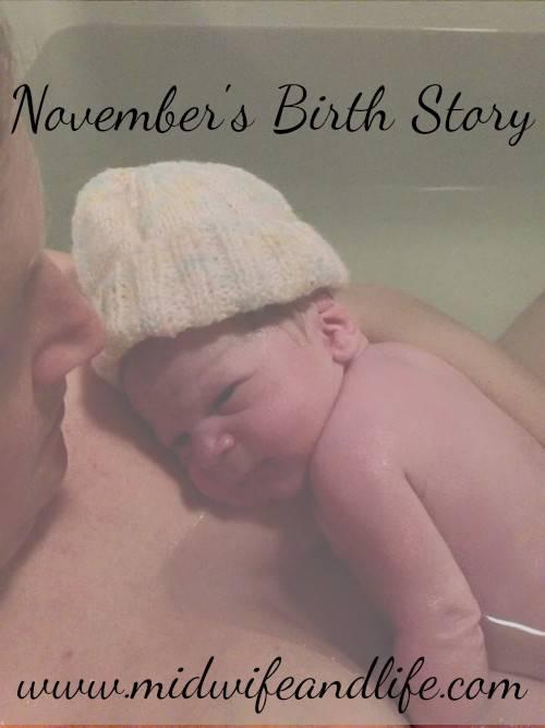 November's Birth Story
