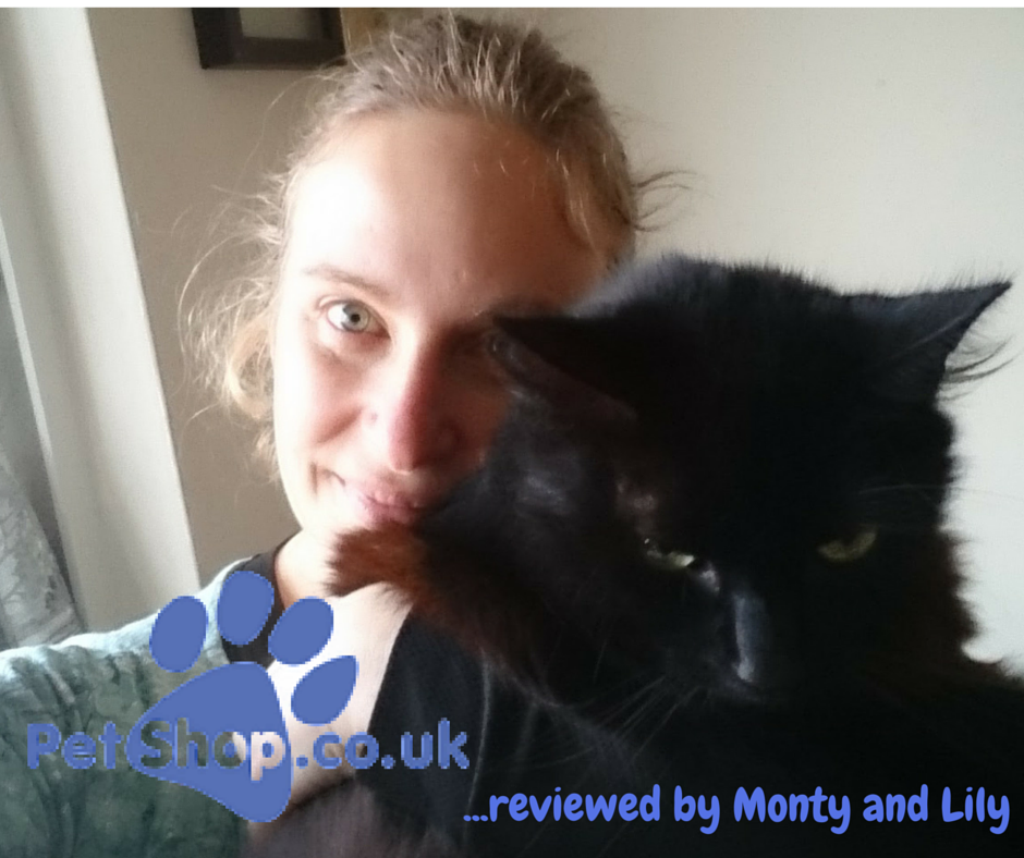 Introducing Monty and Lily with their petshop.co.uk review