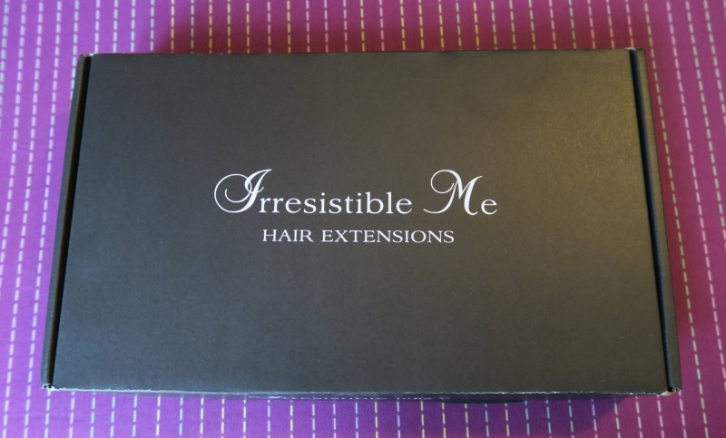 Clip in hair extensions from Irresistible Me, a review of these gorgeous natural looking extensions