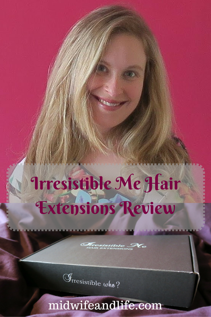 Irresistible Me Hair Extensions: a review