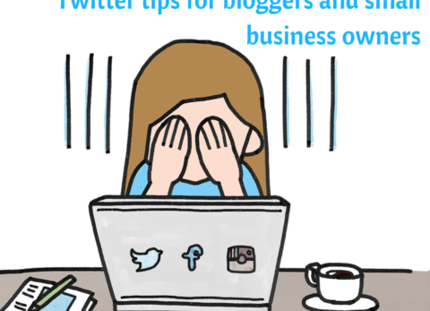 Twitter tips for bloggers and small business owners