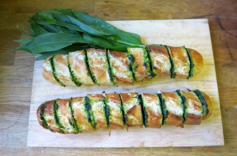 Try these yummy recipes using wild garlic