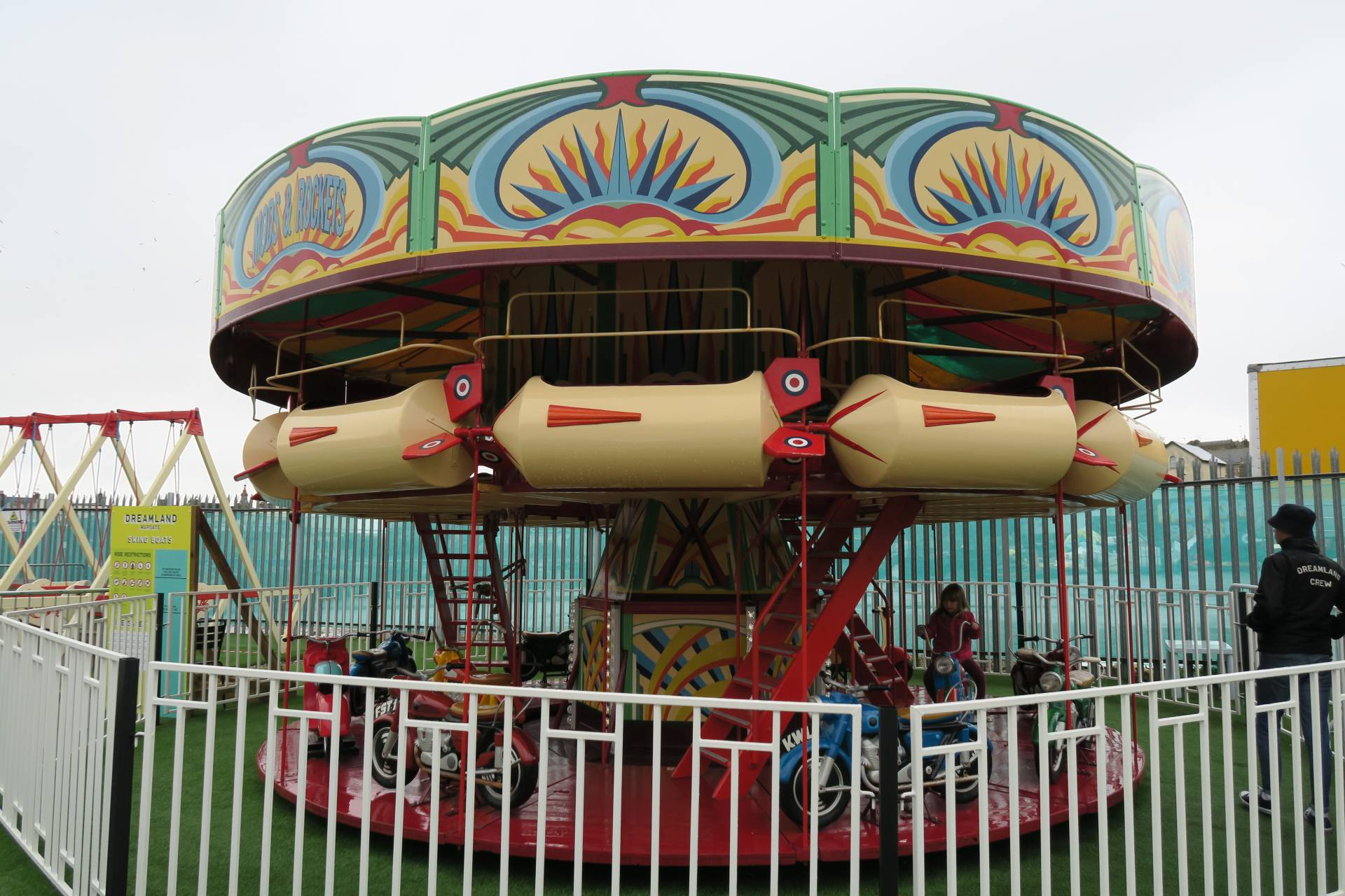 Read my review of Dreamland Margate
