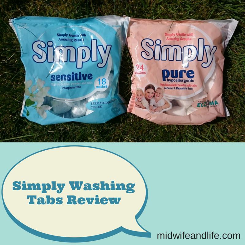 Simply Washing Tabs Review – Environment and Vegan Friendly Washing