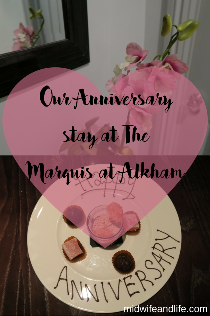 Read all about our blissful stay at The Marquis at Alkham, plus a 7 course tasting menu!