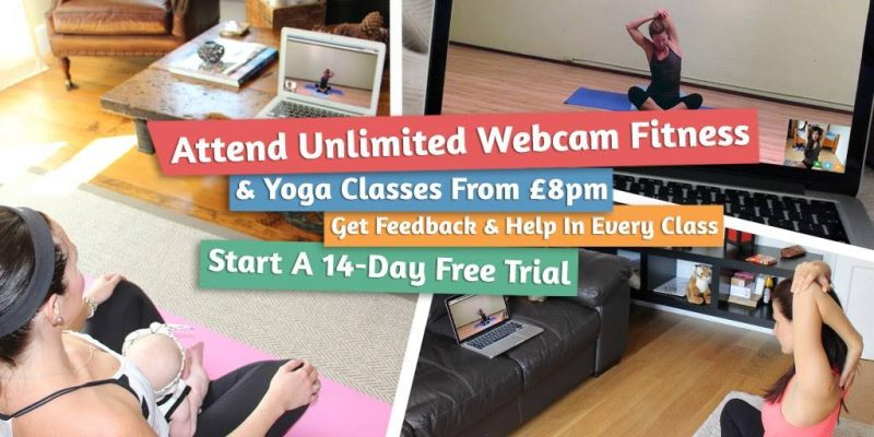 HeyWorkout Webcam Fitness Classes