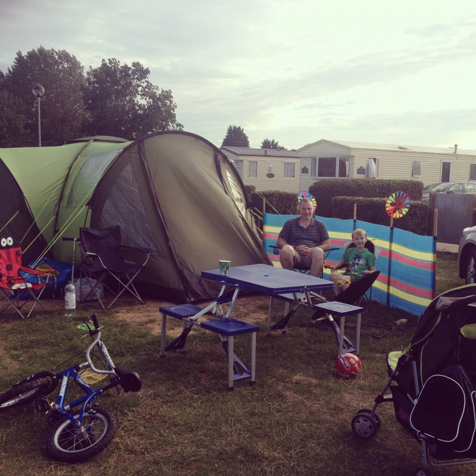 Sharing our camping memories with tips and hacks