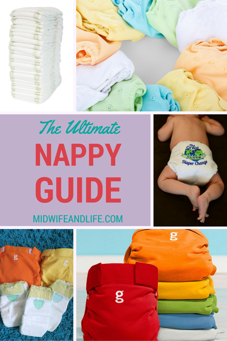 The Ultimate Nappy Guide