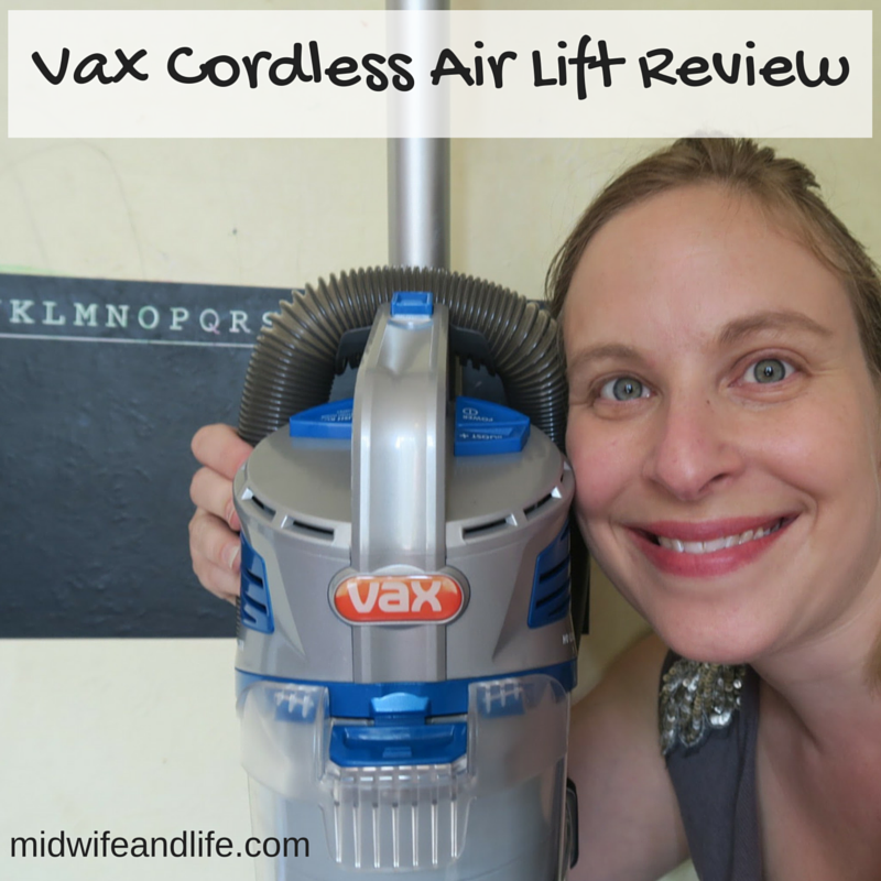 Watch and read all about the vax air cordless lift in action! I'm in love