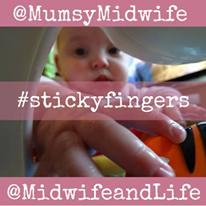 #Stickyfingers Linky Week 1