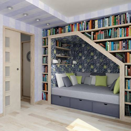 Dreaming of a reading Nook…