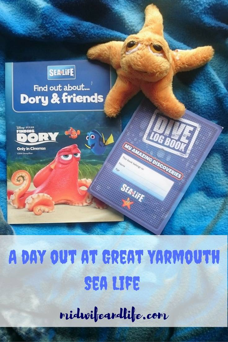 A day out at Great Yarmouth Sea Life Centre, our thoughts - worth a visit?