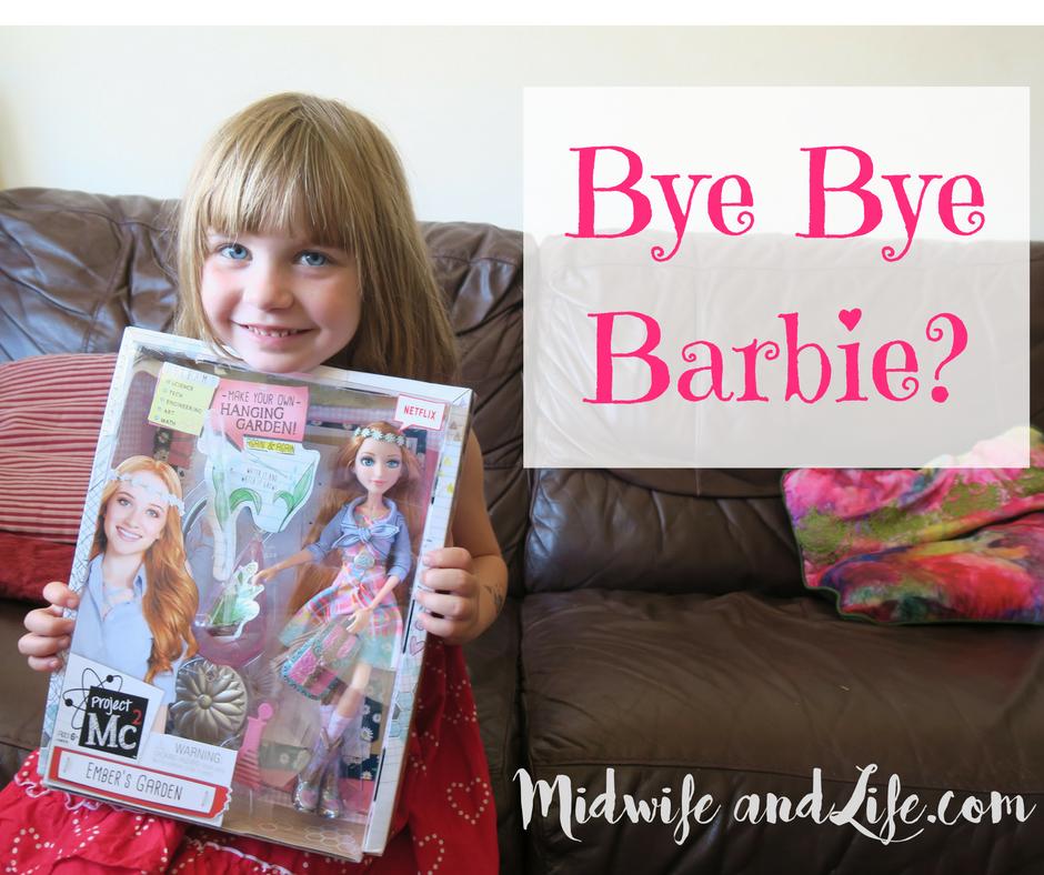 Bye Bye Barbie?