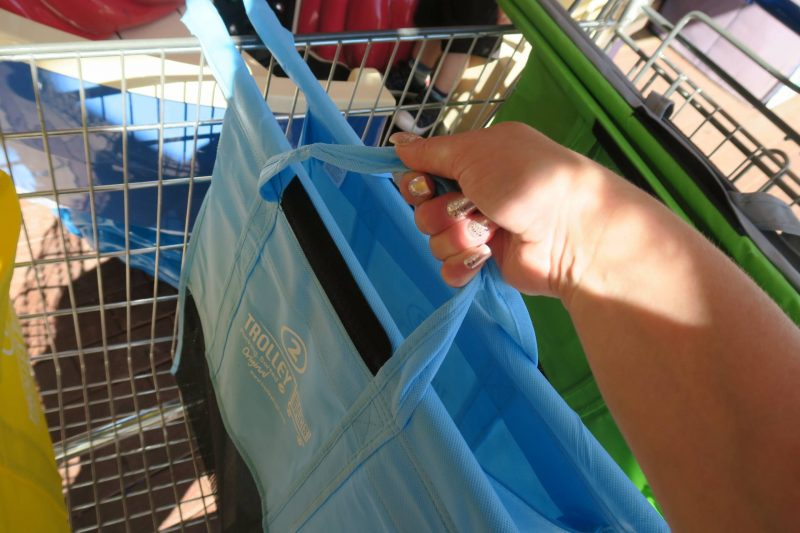 How to survive the food shopping when you have kids in tow
