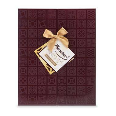 Thorntons continental chocolate advent calendar