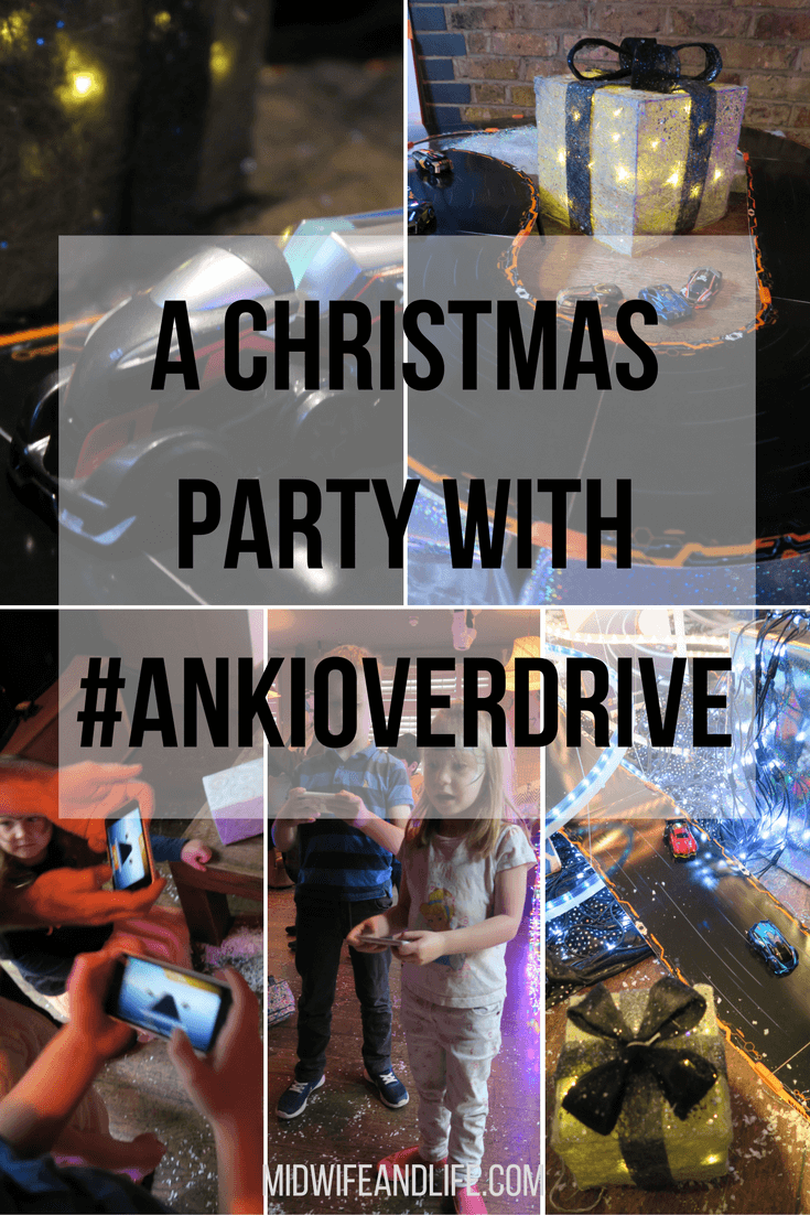 Read all about the latest must have toy, Anki Overdrive, the intelligent car racing battle game you can put up in seconds!