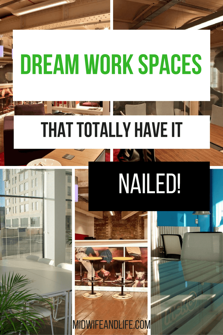 These office designs are out of this world, inspiration for your office design, whether it's a home office or large organisation.
