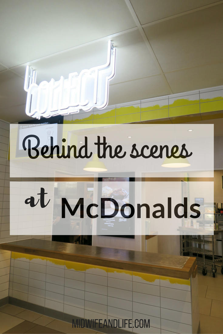 Blogging really does make dreams come true, I got to go to my local McDonalds and make my very own Big Mac. Follow me on a behind the scenes tour.