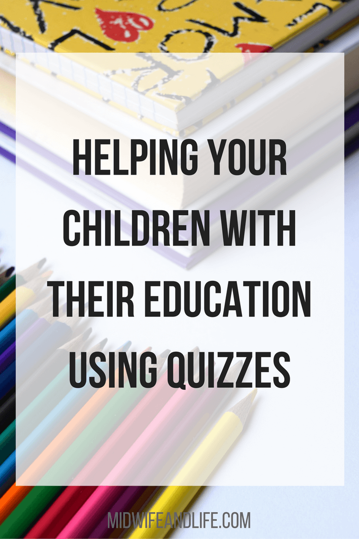 We've been reviewing Education Quizzes, with the aim of helping your children with their homework and schoolwork and making it fun and interactive.