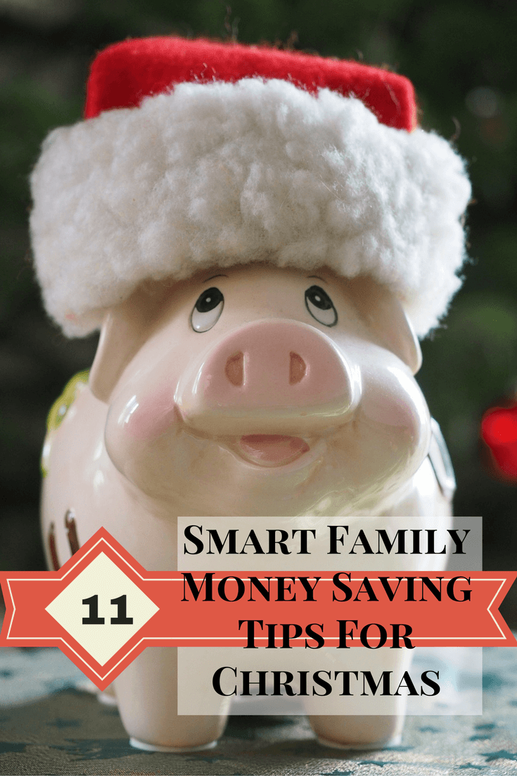 How to Save Money the Smart Way as a Family For Christmas
