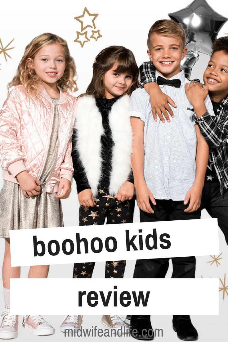 Browse the latest collection from boohoo kids