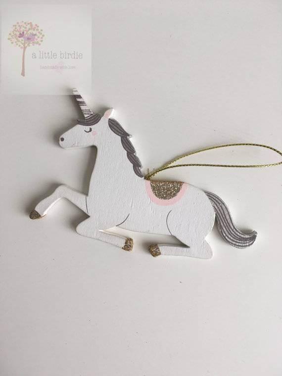 unicorn-wooden-christmas-decoration