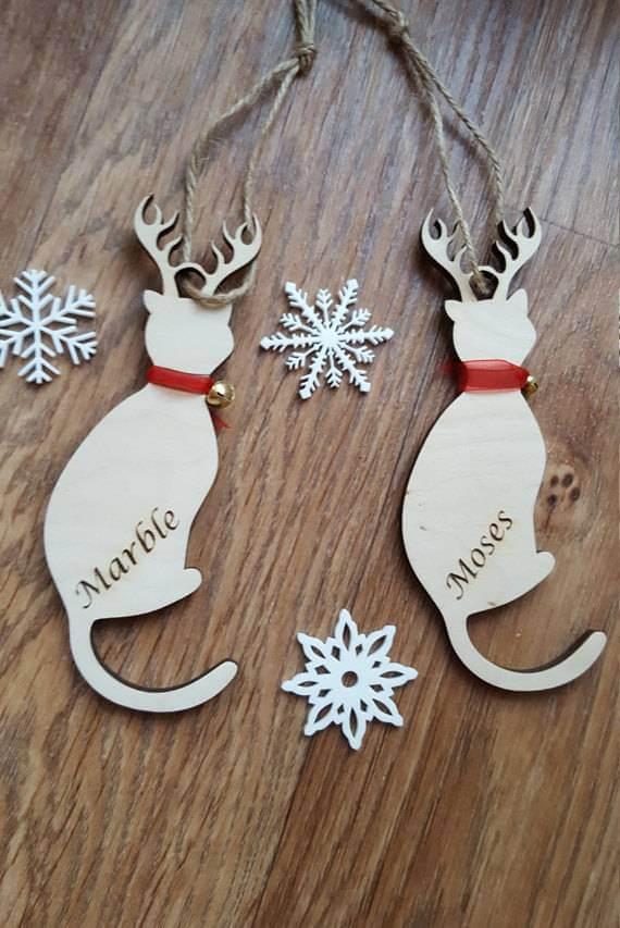 wooden-cats-cat-pet-cristmas-decoration