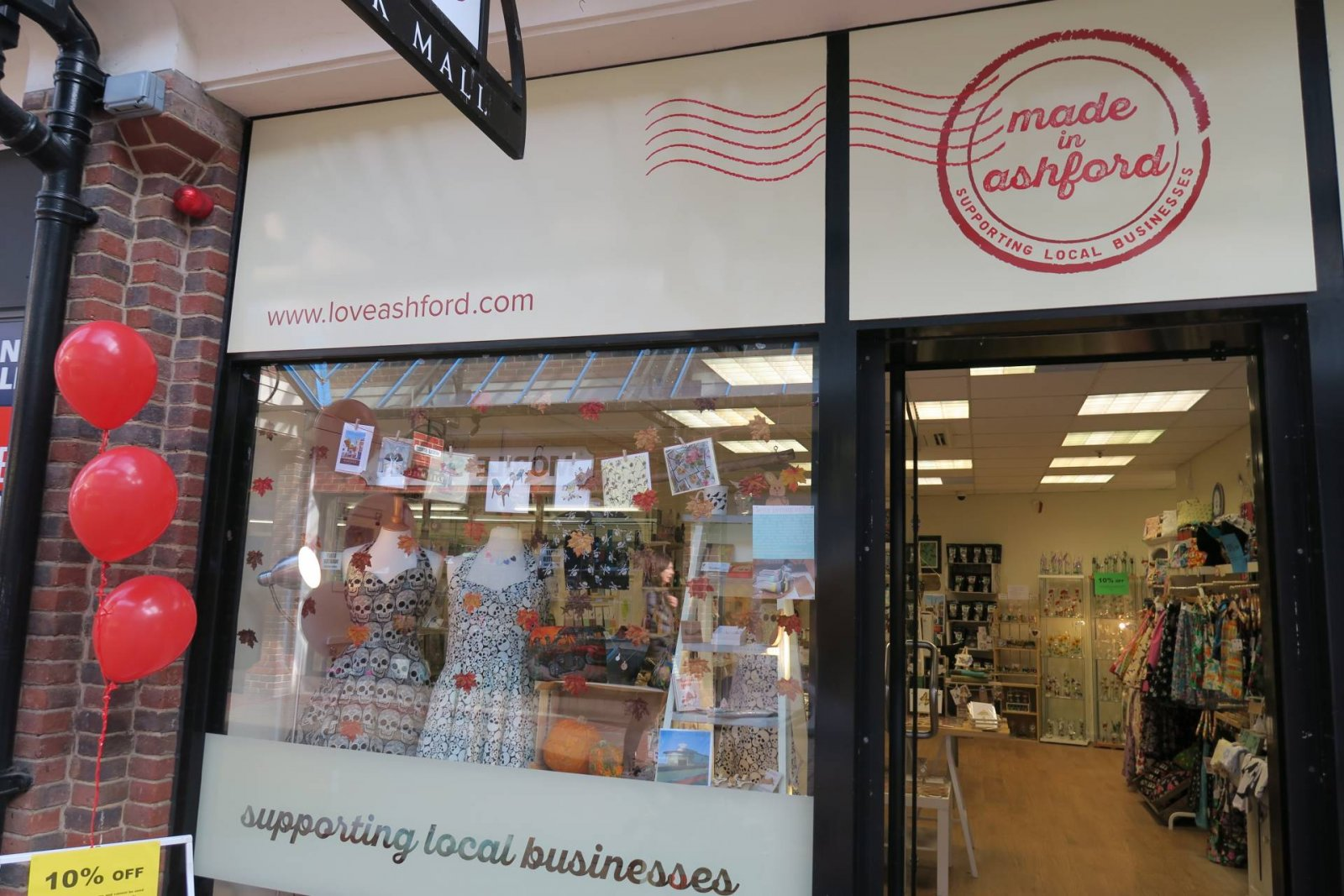 My favourite local small businesses