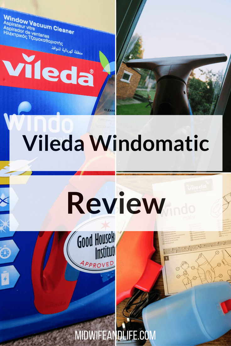 Trying to make window cleaning more fun with vileda windomatic, I can't promise fun but you will get an honest review.