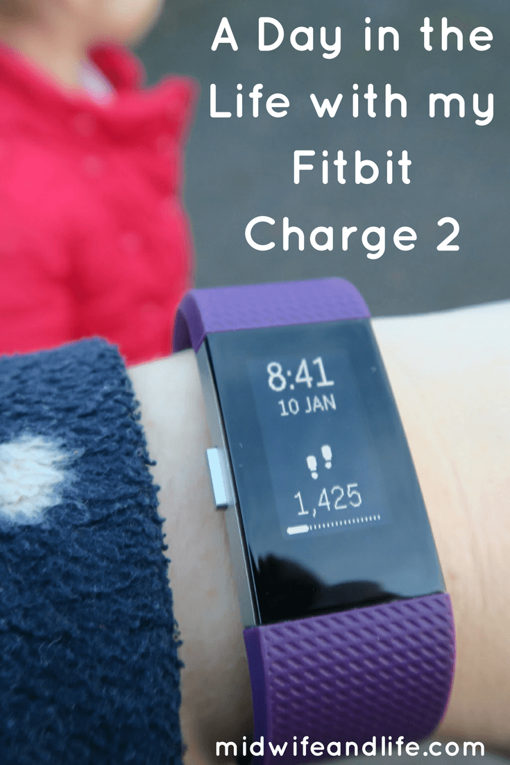A day in the life of a mum of 3, working at home and looking after children who refuse to go to sleep! How my fitbit charge 2 helps me stay active and sane.
