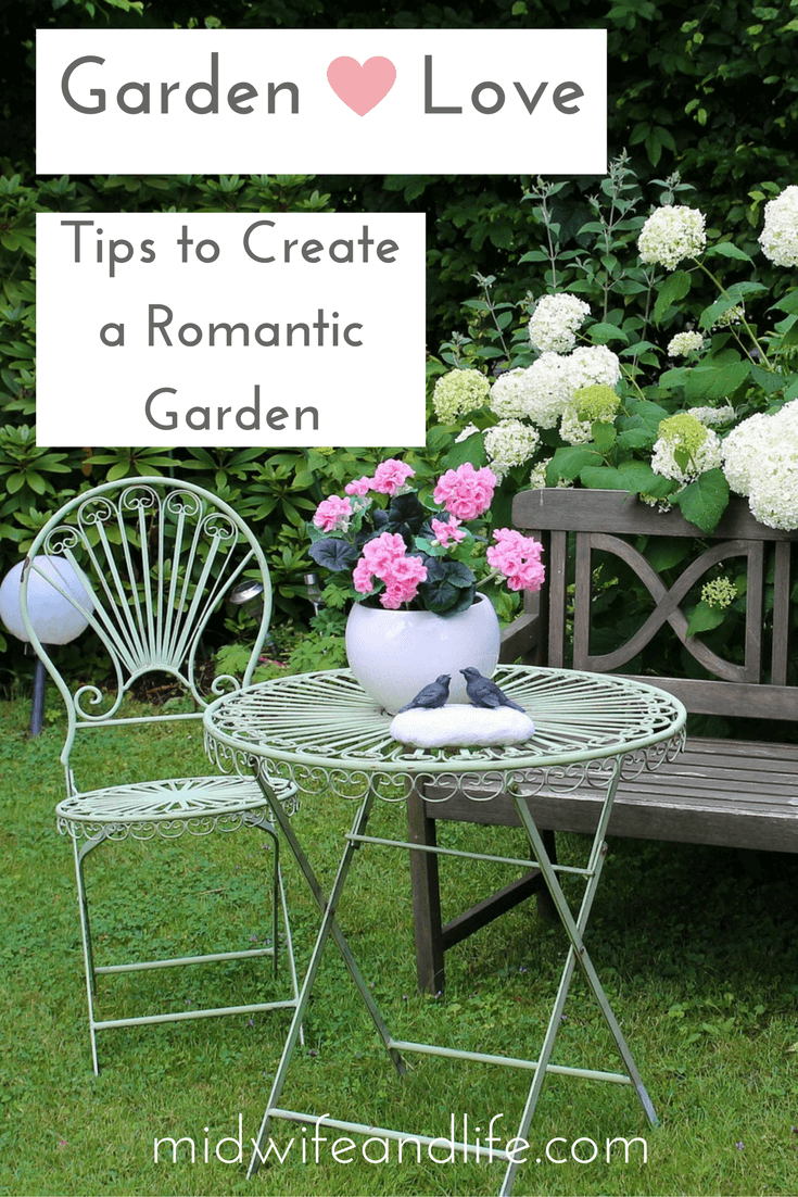 With Valentines day approaching, get your garden feeling all romantic with these practical smart tips