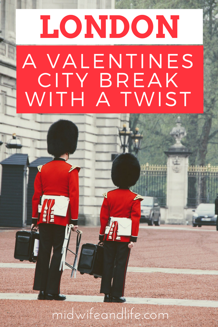 London: A Valentine's City Break With A Twist