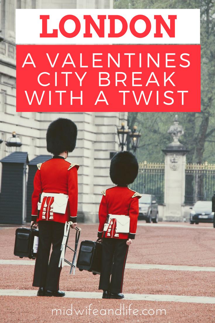 London: A Valentine's City Break With A Twist