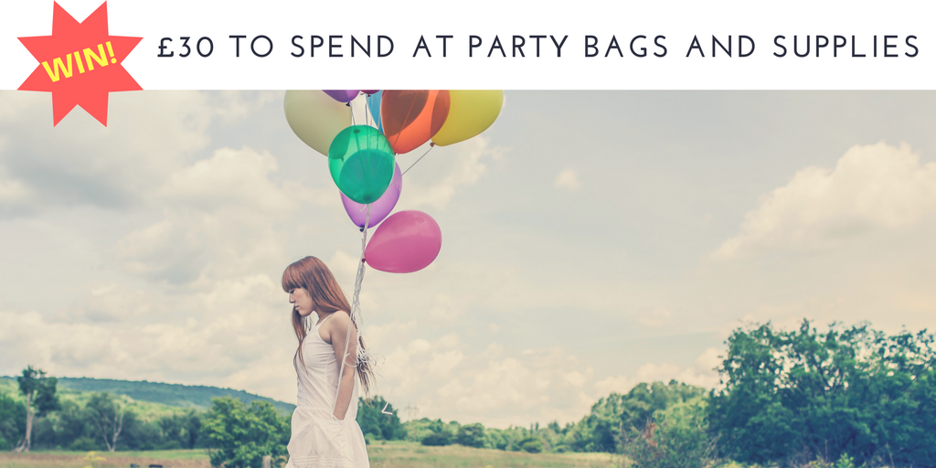 If you've got a kids party coming up, here's a giveaway for you and a reminder how awesome it is not to have to source and fill the bags yourself!
