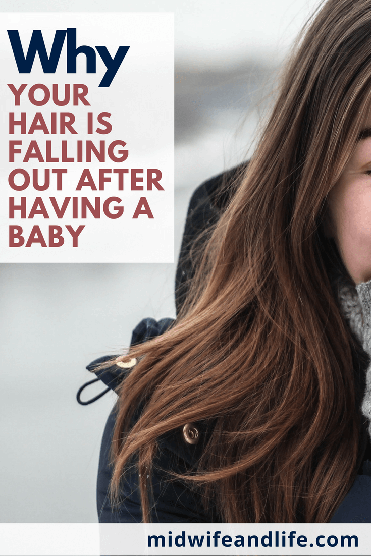 Why Your Hair is Falling Out After Pregnancy