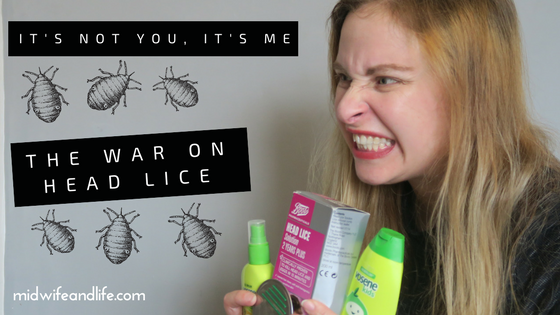 It's not you it's me: War on Nits plus Vosene Kids Giveaway