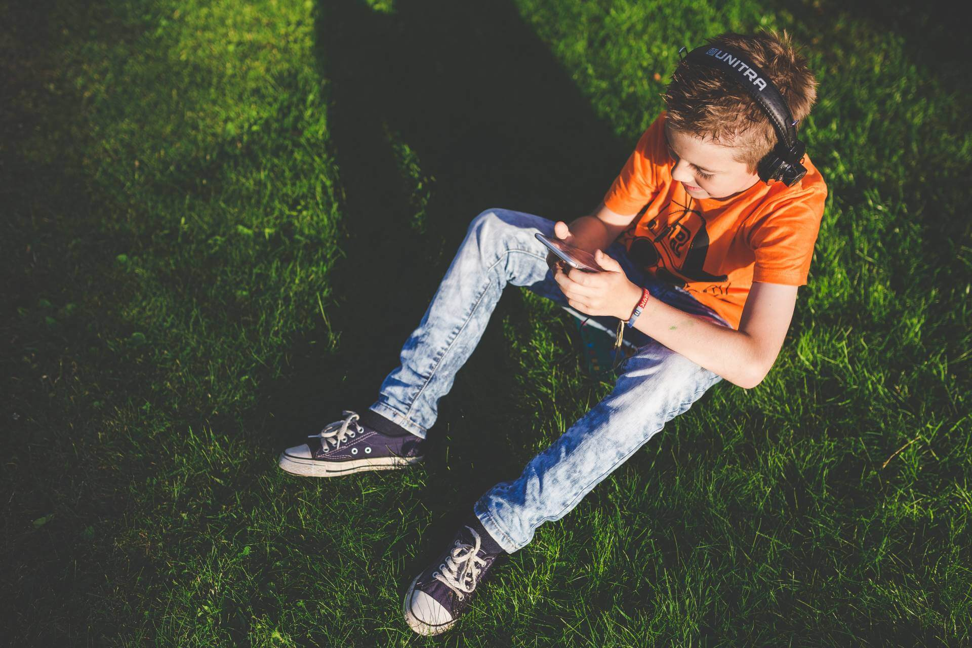 With a quarter of primary school children having sent or received indecent images or explicit messages, should we be talking to our children earlier?