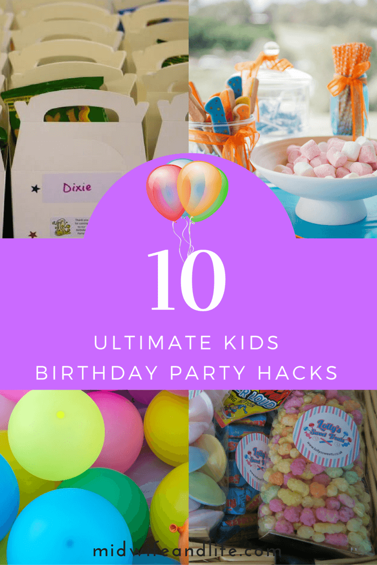Ultimate Kids Party Hacks From Mums Who Know