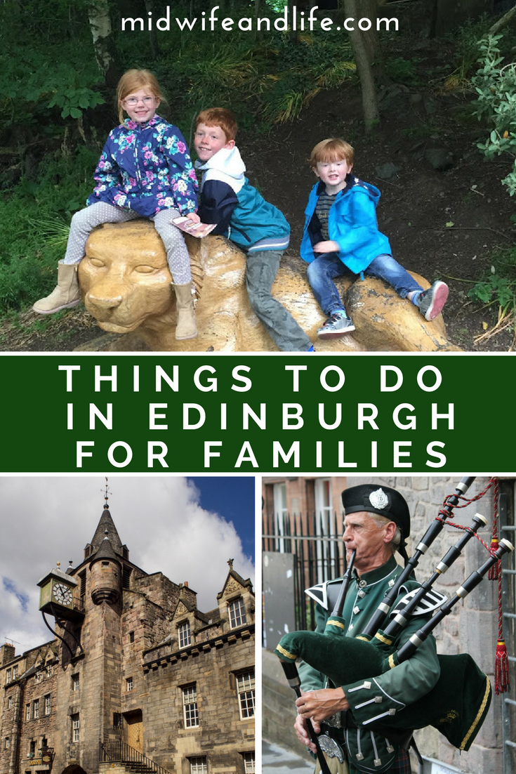Edinburgh is a major destination for a city break with it's fabulous old town, but is there enough to do for families? Yes, yes yes!