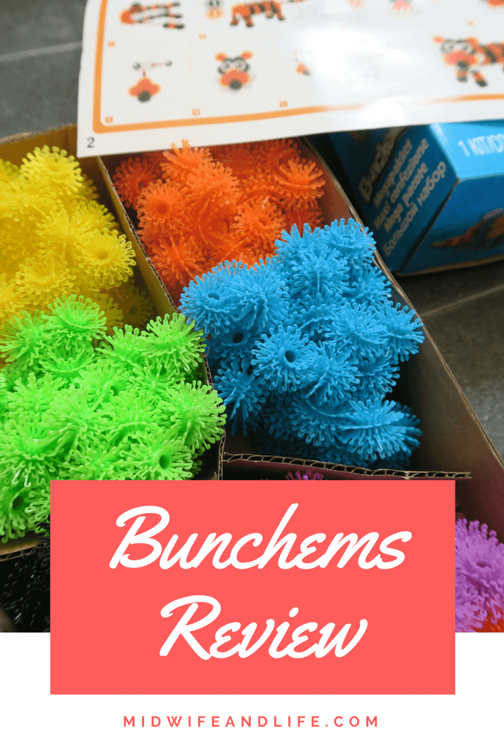 Bunchems from Spinmaster Review