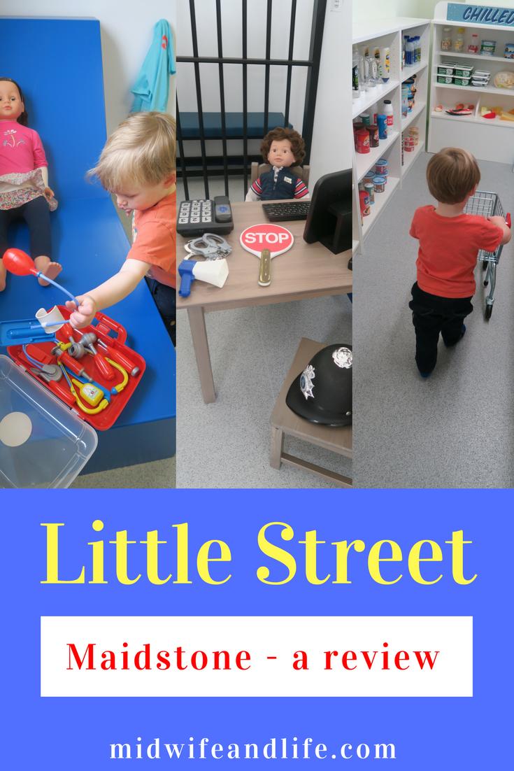 Adventures at Little Street Maidstone