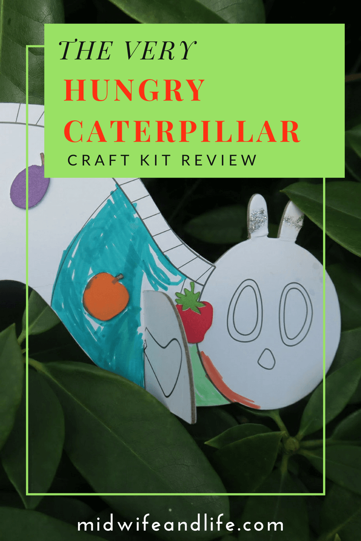 The Very Hungry Caterpillar Craft Kit Review