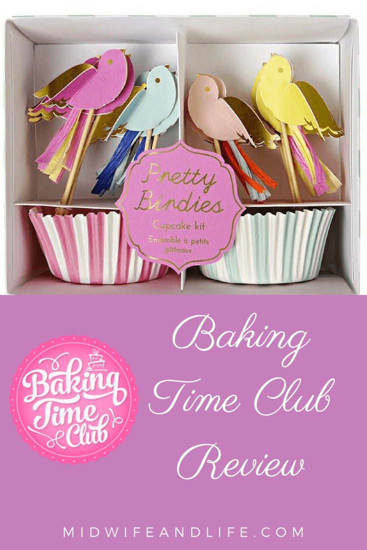 Pretty baking and cake accessories you will fall in love with for any occasion from Baking Time Club - they even have a cat section! I've found a friend...