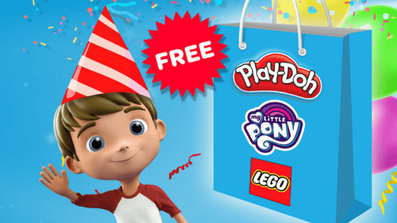 This Saturday, if you're stuck for something to do & fancy getting FREE toys, then head down to your local Smyths Toys Superstores - all the details here!