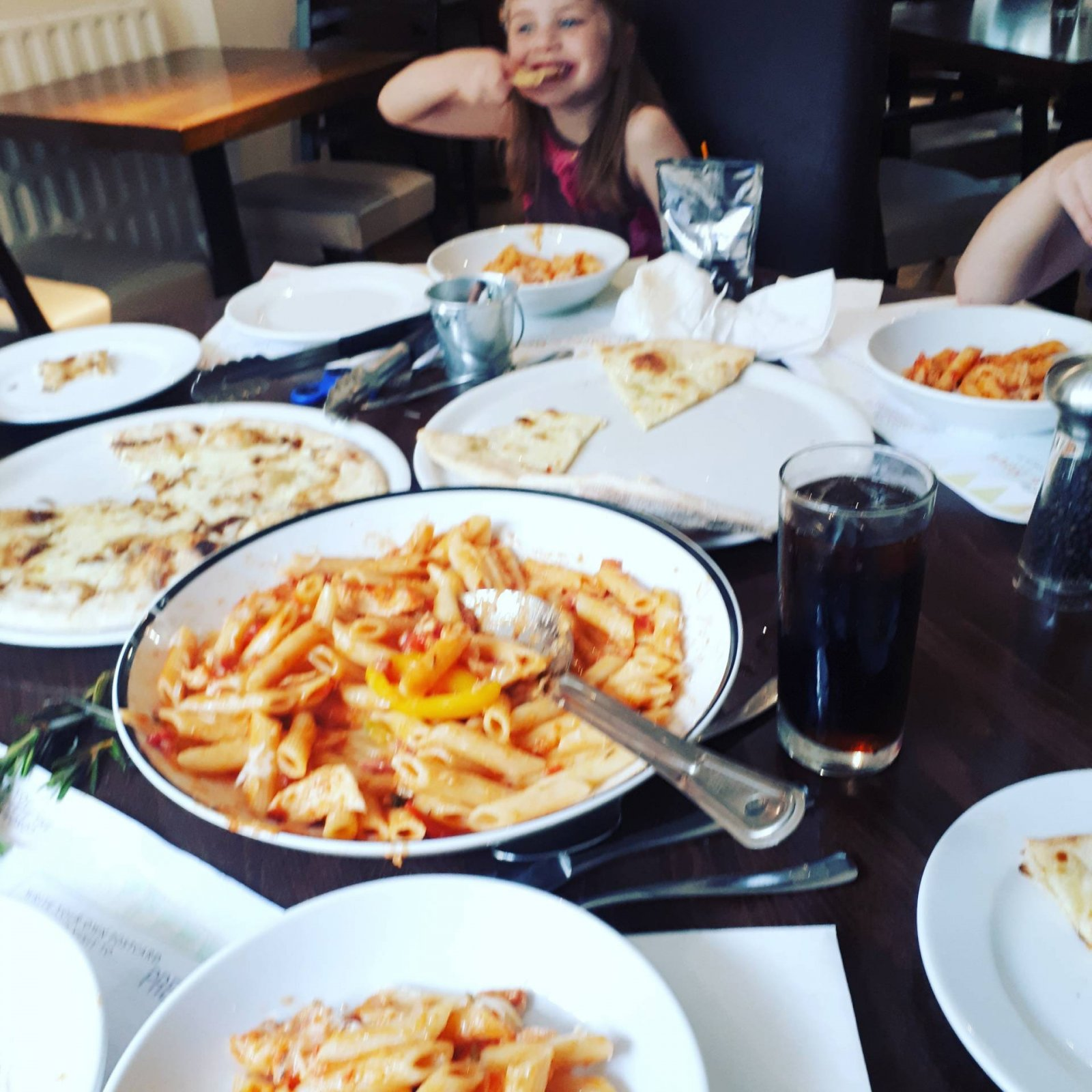 The  #PrezzoLaFamiglia Challenge – Family dining