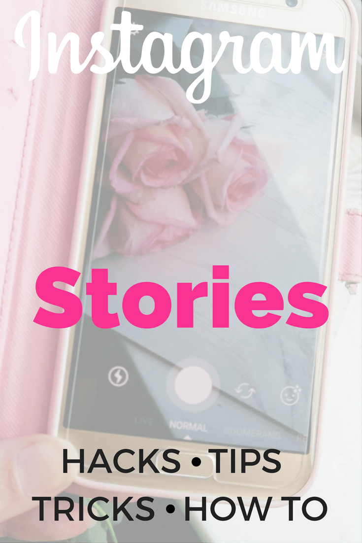 Instagram stories aren't going anywhere and have really taken off. Here's how to use them to really leverage your blog or business & build your following.