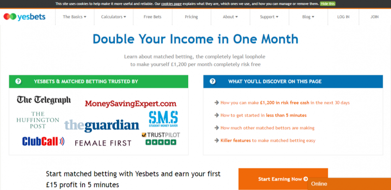 yesbets-review-matched-betting-explained